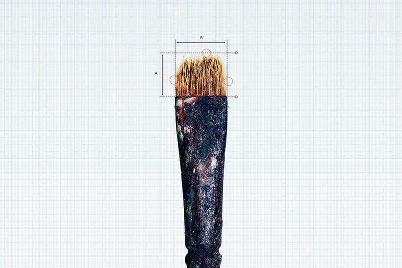 Adobe digitaliza y comparte los pinceles de 'El grito' de Munch 9
