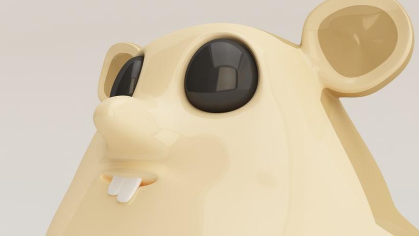 REX: El Hamster -1