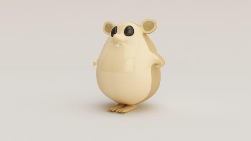 REX: El Hamster 0