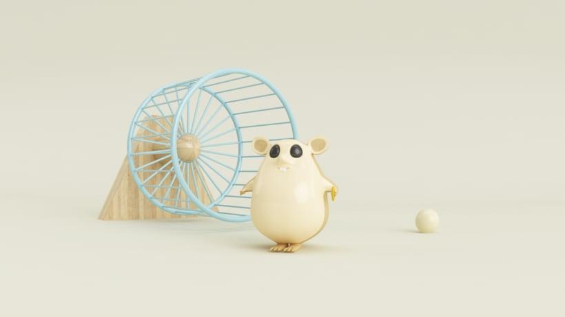 REX: El Hamster 1