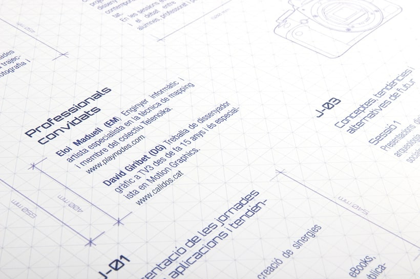 Cuadríptico Jornadas de diseño 6
