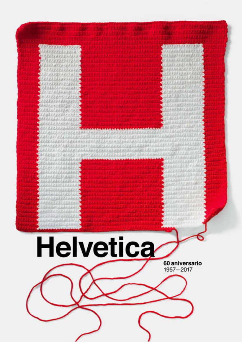 Feliz 60 cumpleaños, Helvetica 1