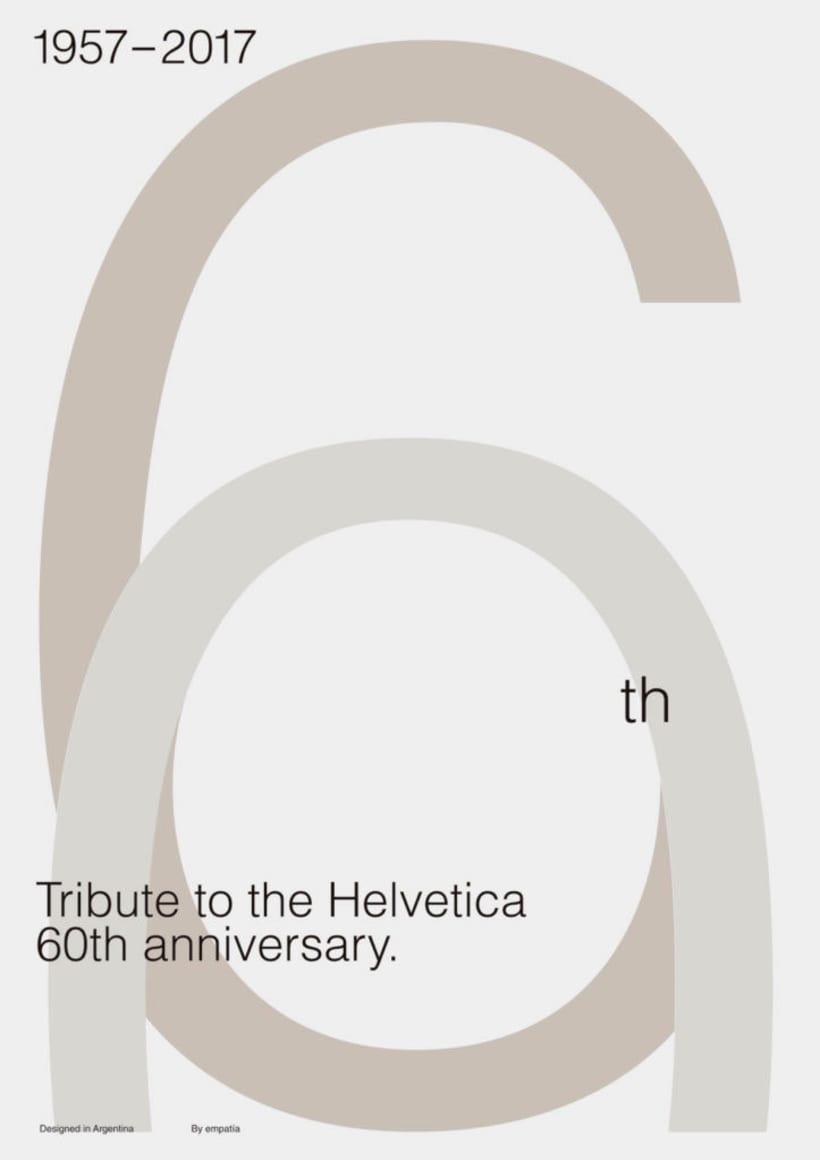 Feliz 60 cumpleaños, Helvetica 8