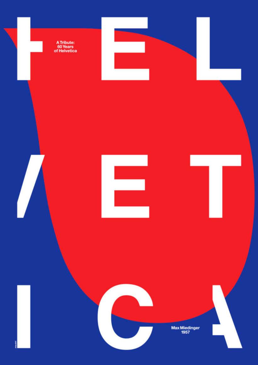 Feliz 60 cumpleaños, Helvetica 28
