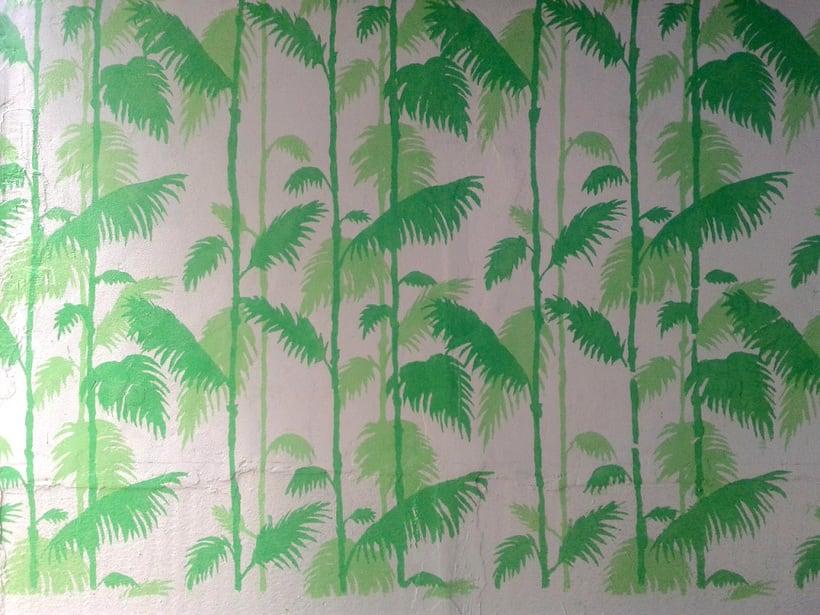 Safari Tulum / Pintura Mural 0