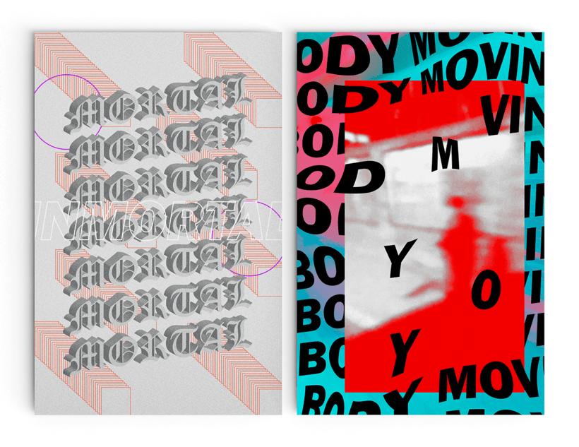 Random Poster Serie 6