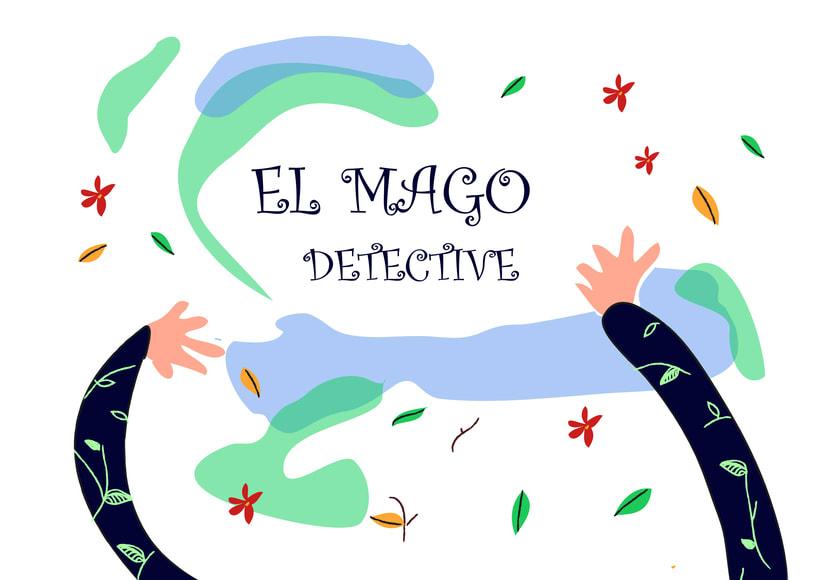 El mago detective 0