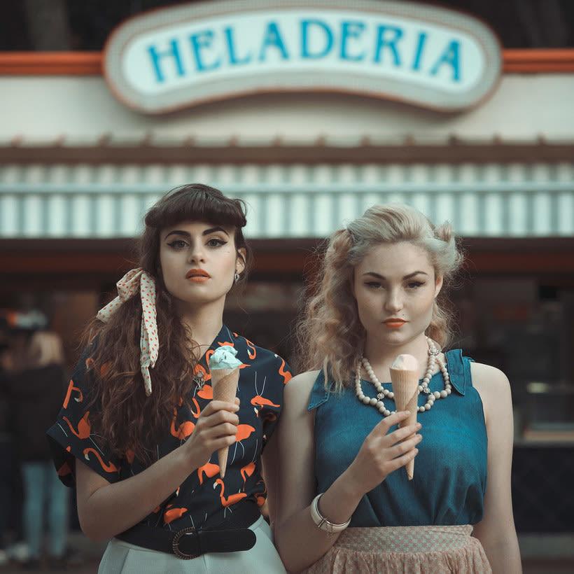 Fotografía de moda con un toque de fantasía de Rebeca Saray 5
