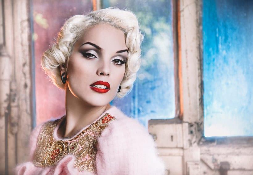 Fotografía de moda con un toque de fantasía de Rebeca Saray 8