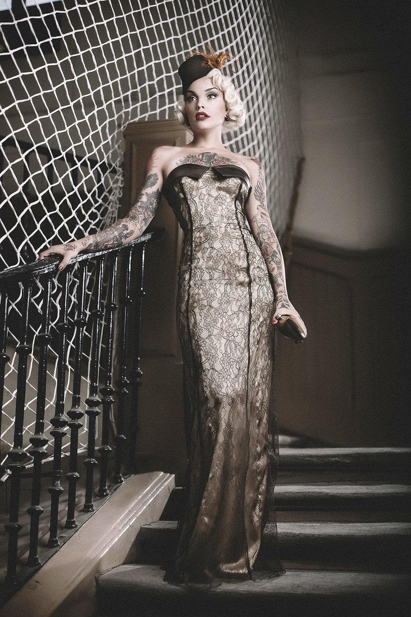 Fotografía de moda con un toque de fantasía de Rebeca Saray 14