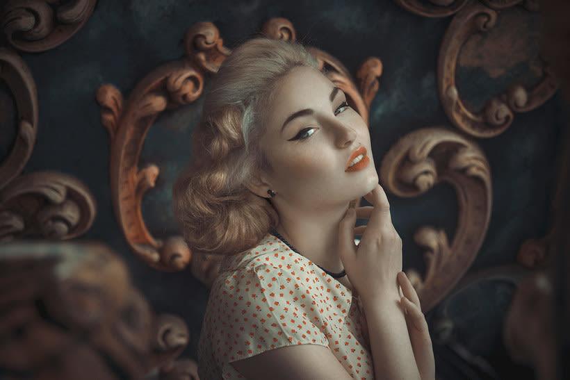 Fotografía de moda con un toque de fantasía de Rebeca Saray 18