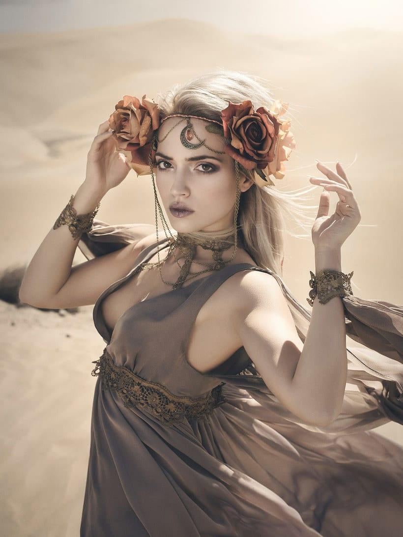 Fotografía de moda con un toque de fantasía de Rebeca Saray 21