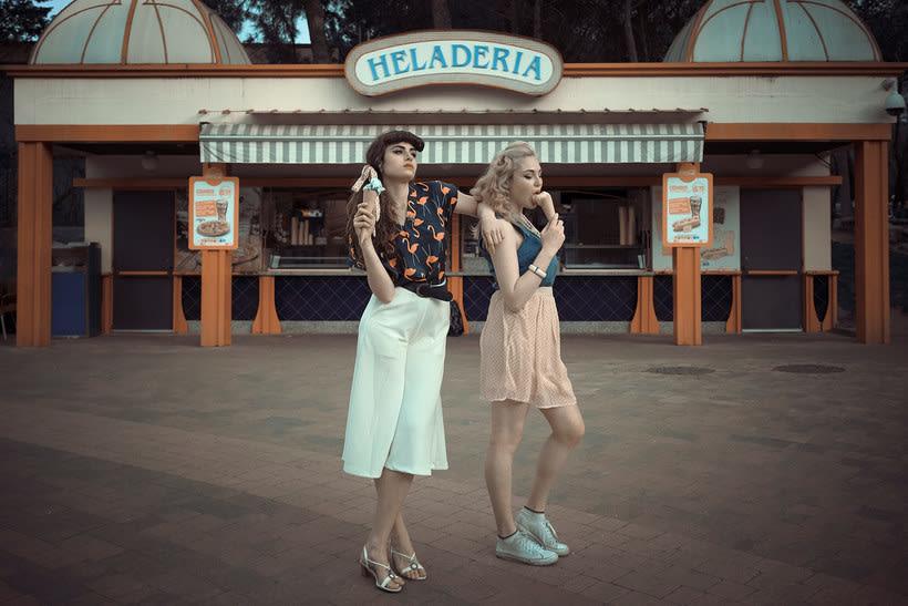 Fotografía de moda con un toque de fantasía de Rebeca Saray 24