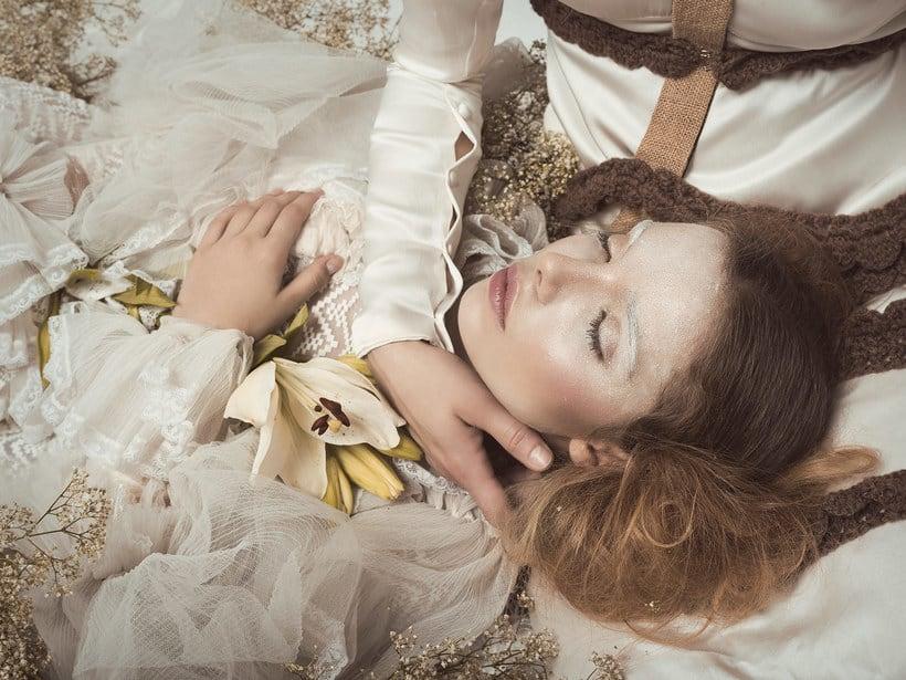 Fotografía de moda con un toque de fantasía de Rebeca Saray 25