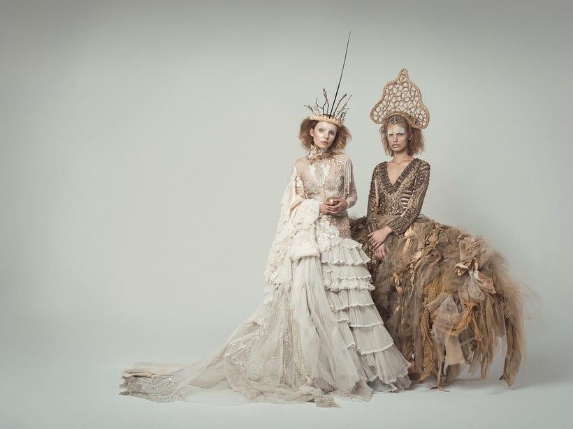 Fotografía de moda con un toque de fantasía de Rebeca Saray 27