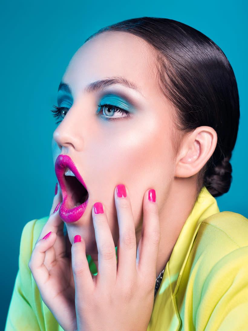 Fotografía de moda con un toque de fantasía de Rebeca Saray 28