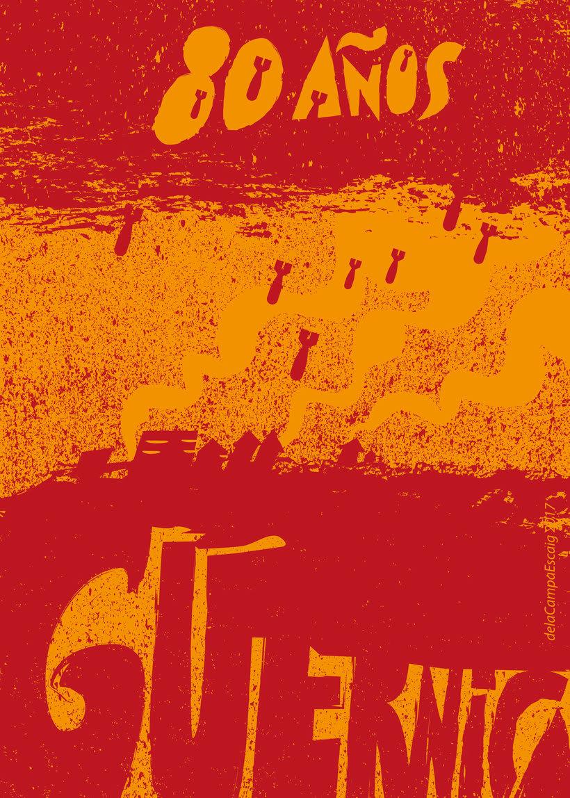 Carteles Guernica 80 años 0