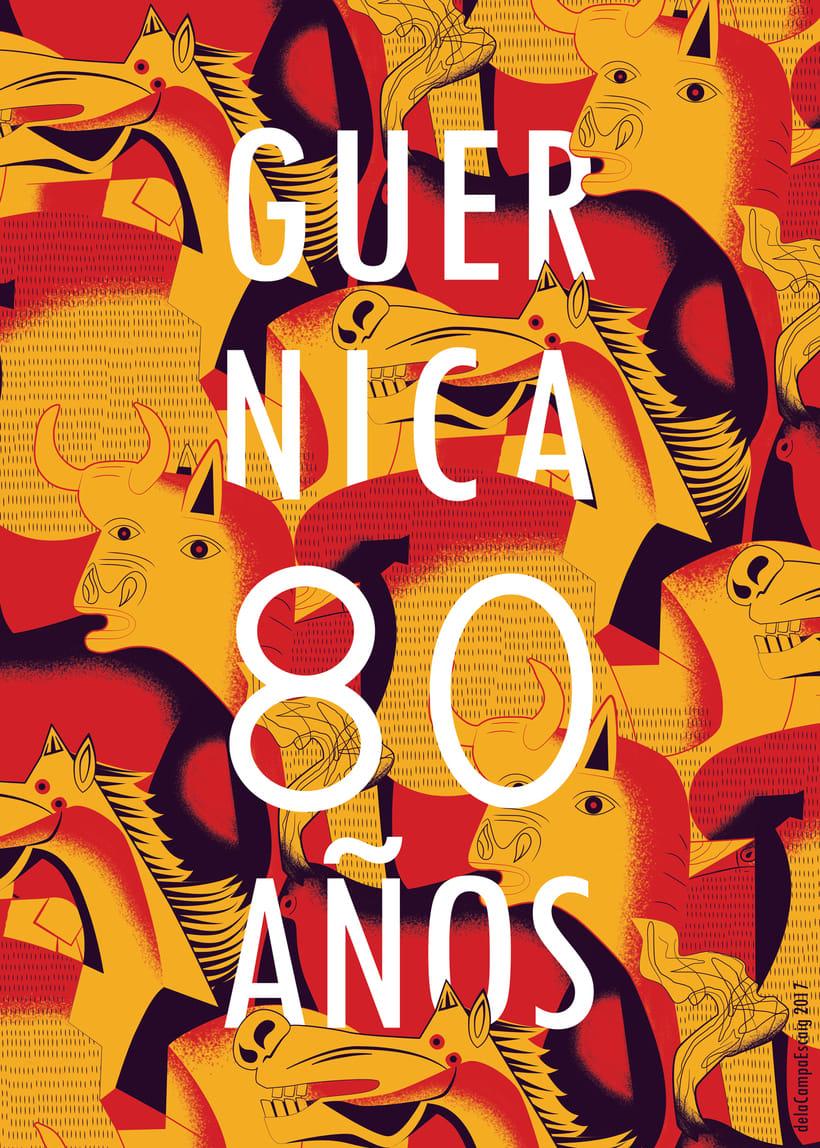Carteles Guernica 80 años 2