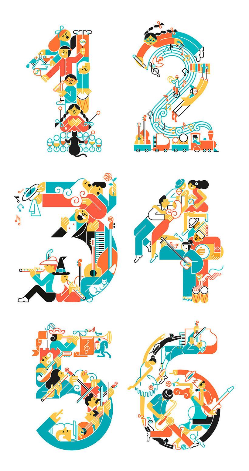 Carlos Arrojo: ilustrando con líneas 5