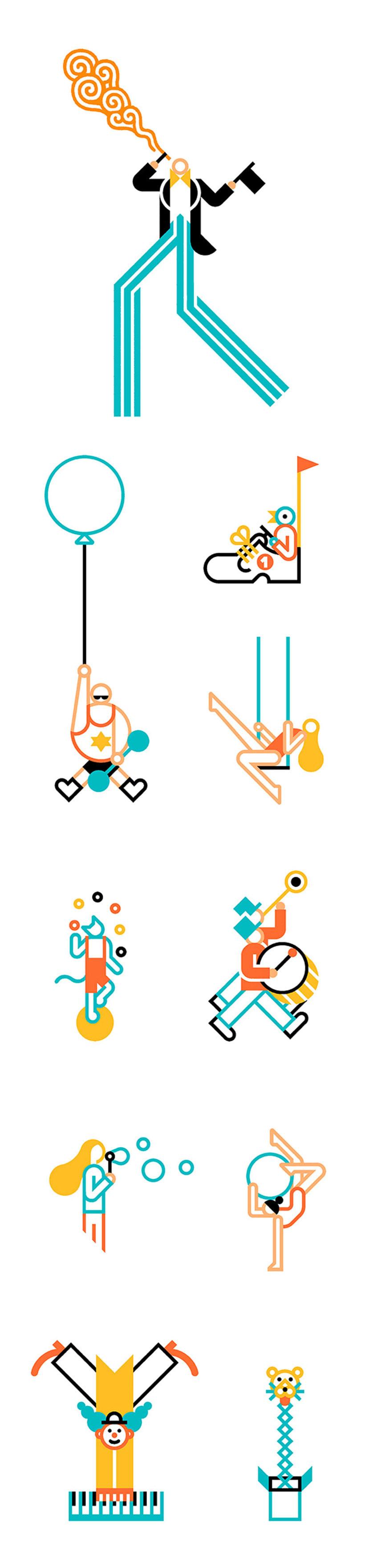 Carlos Arrojo: ilustrando con líneas 13