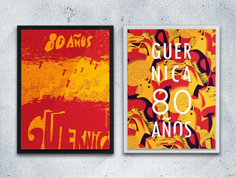 Carteles Guernica 80 años 4