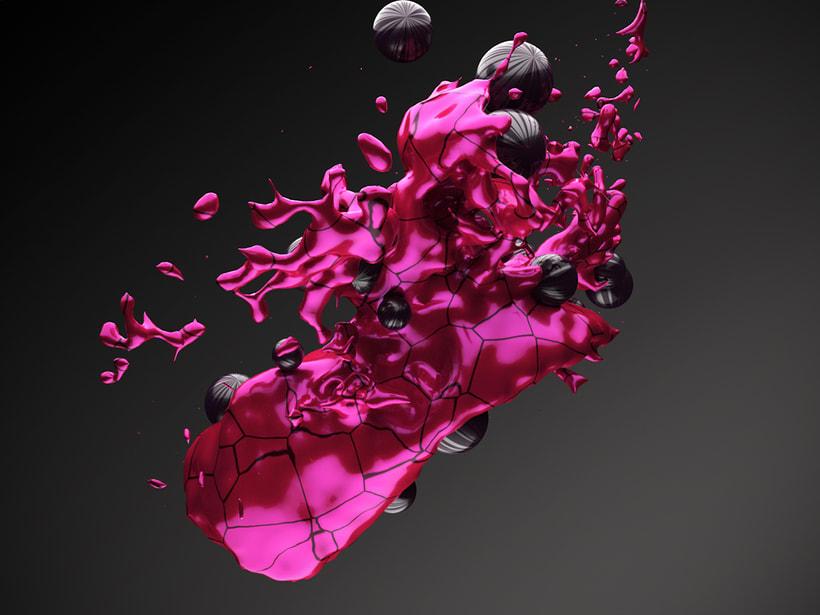 Render abstracto #1 -1