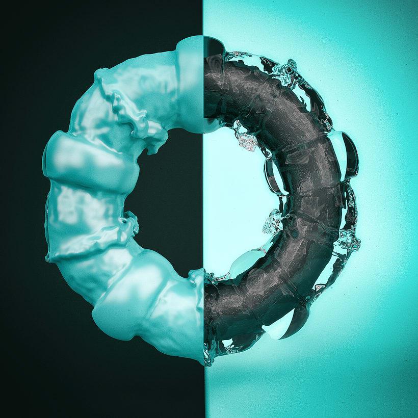 Render abstracto #11 -1