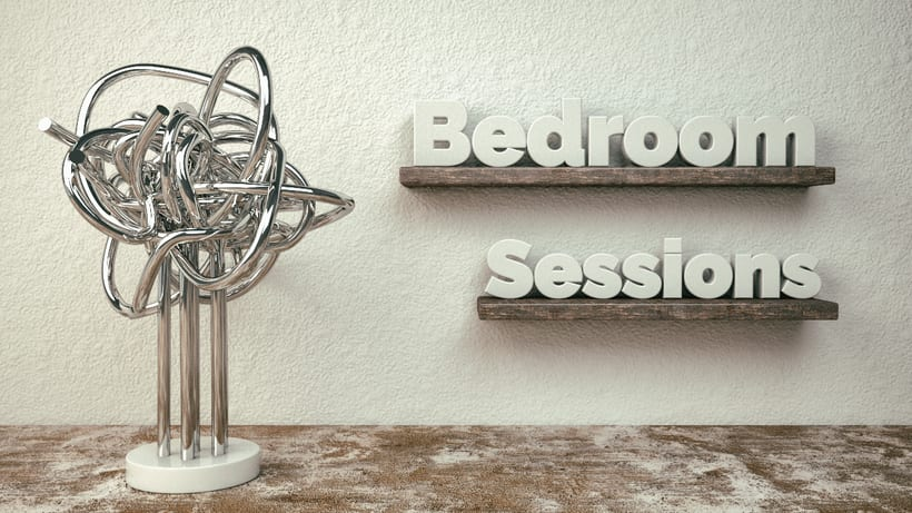 Bedroom Sessions /  3D Renders / music 0