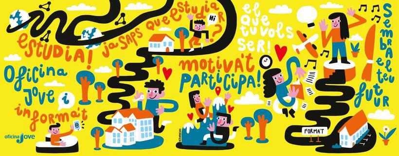 Estand Oficina Jove  - Generalitat de Catalunya -1