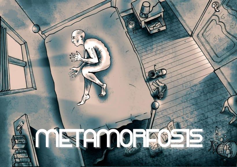 METAMORFOSIS-Taita Voodoo 0