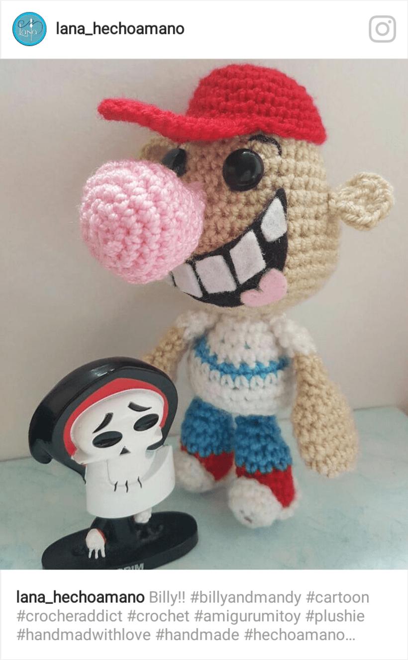 lana hecho a mano  0