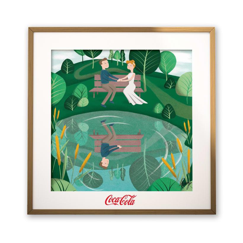 Coca-Cola jóvenes talentos 2017 0
