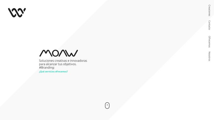 Moaw · Soluciones Creativas | Branding, Desarrollo Web/App, UX-UI, Consultoría Estratégica 0