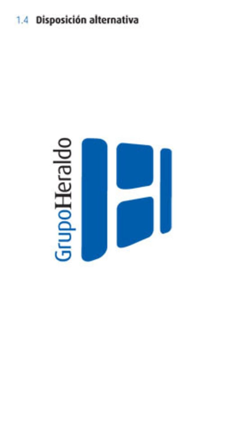 Grupo Heraldo de Aragón. Identidad corporativa 2