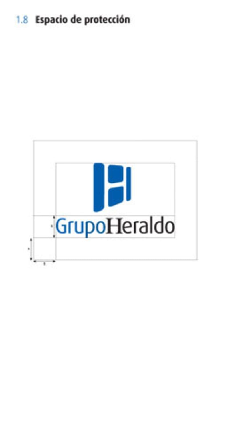 Grupo Heraldo de Aragón. Identidad corporativa 4