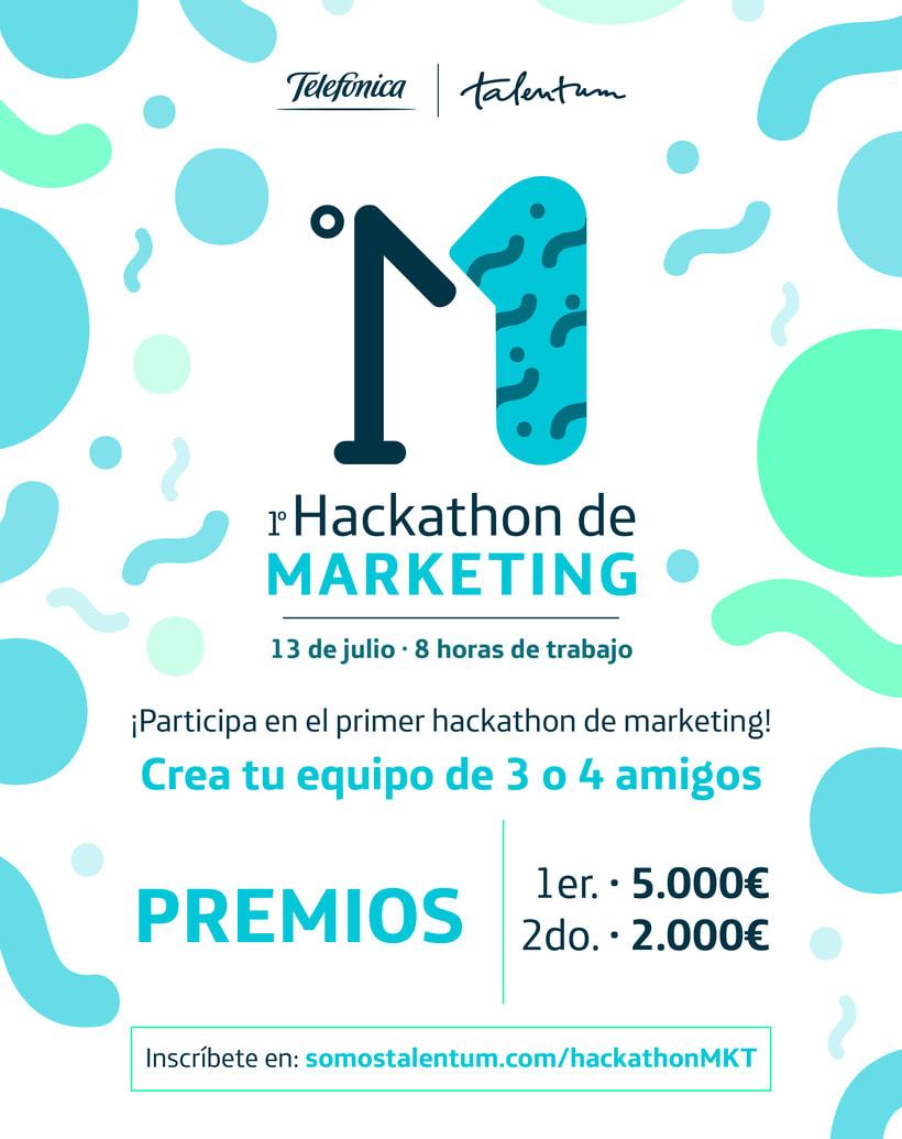 Hackathon de Marketing: Un brief secreto, 80 participantes y muchas ganas de pasarlo bien 1