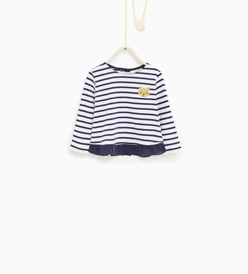 Babygirls Stripes Winter 16/17 -1