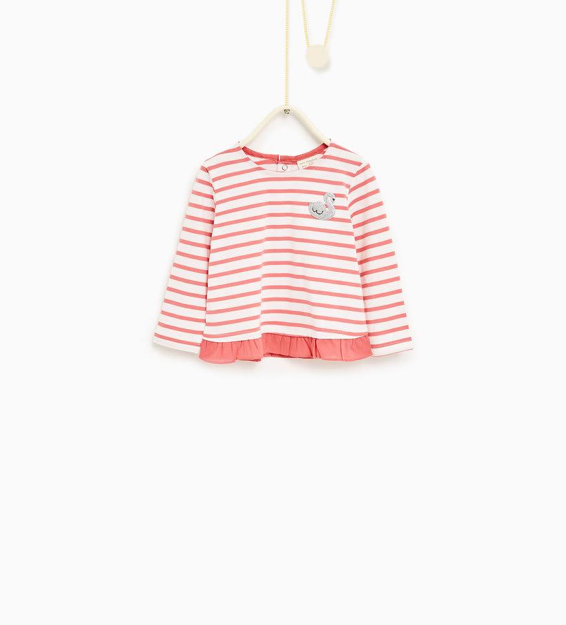 Babygirls Stripes Winter 16/17 1