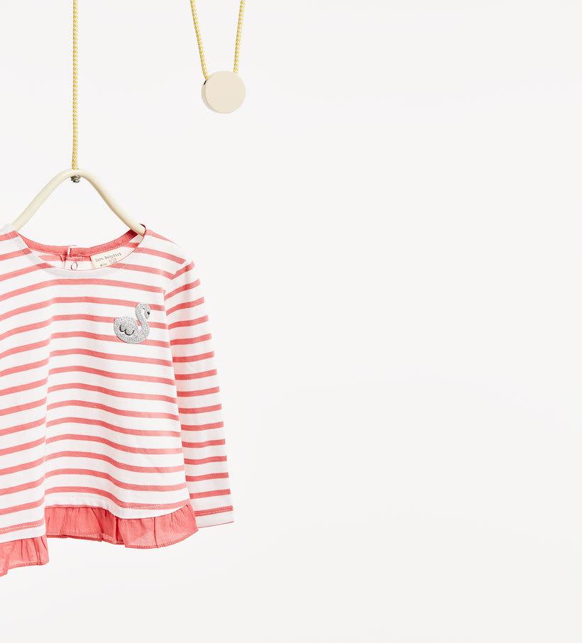 Babygirls Stripes Winter 16/17 2