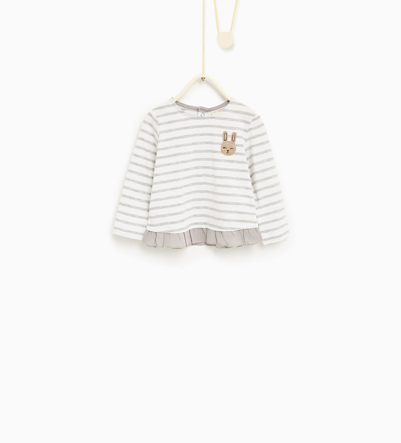 Babygirls Stripes Winter 16/17 3