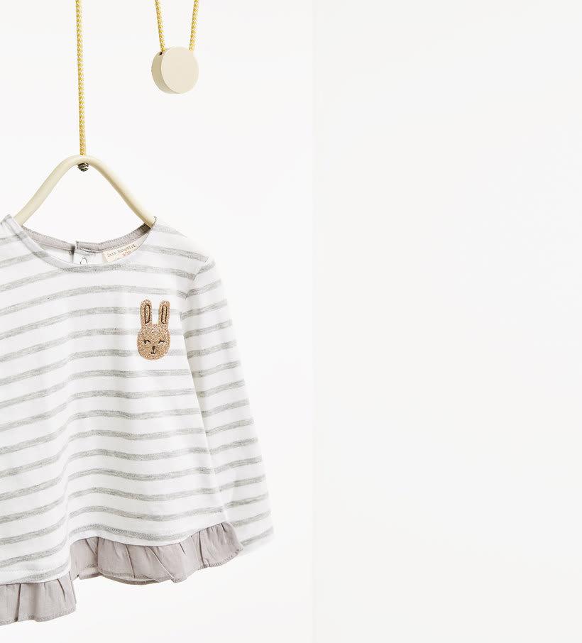 Babygirls Stripes Winter 16/17 4
