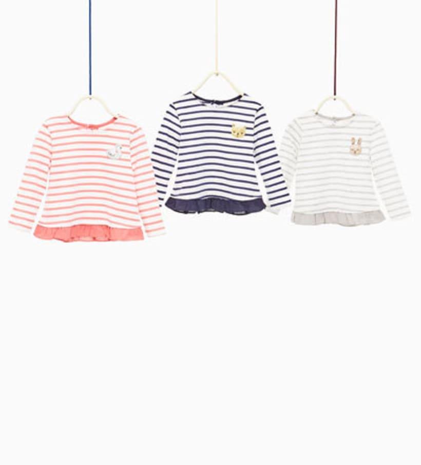 Babygirls Stripes Winter 16/17 6