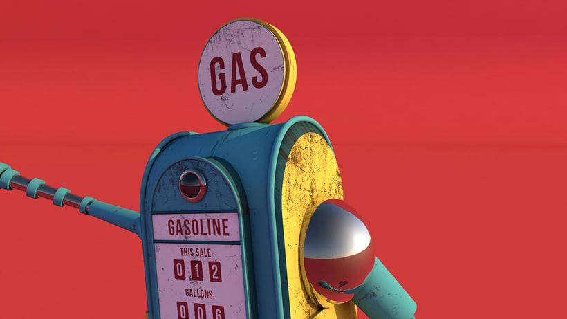 GAS: Diseño de personajes y Animación 3D 1