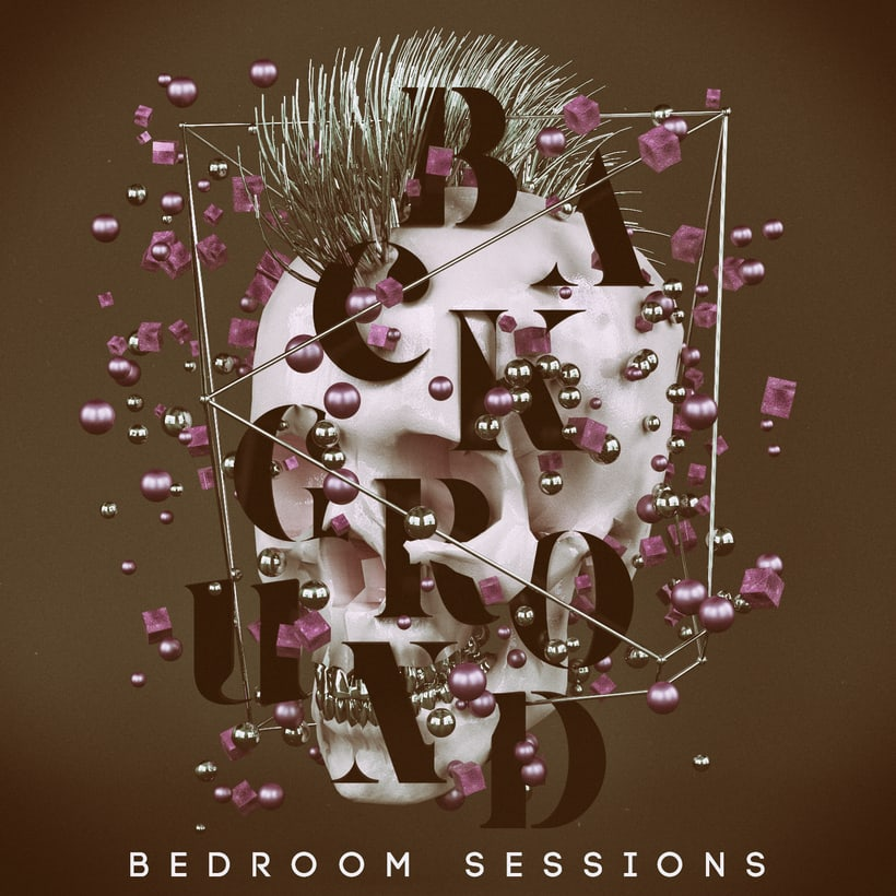 Bedroom Sessions / 3D Renders / music -1
