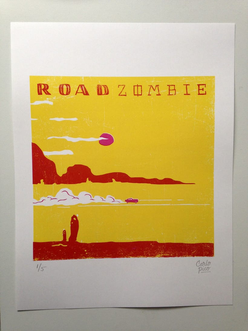 Road Zombie (Social Distortion) 1