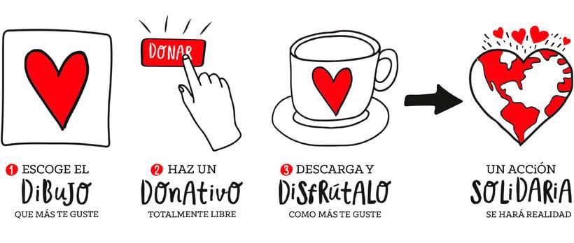 Dibujos por sonrisas: un proyecto de ilustración solidaria 1