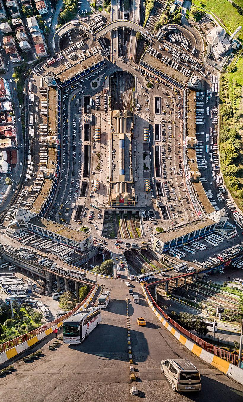 Las fotografías sin horizonte de Aydin Büyüktas 16