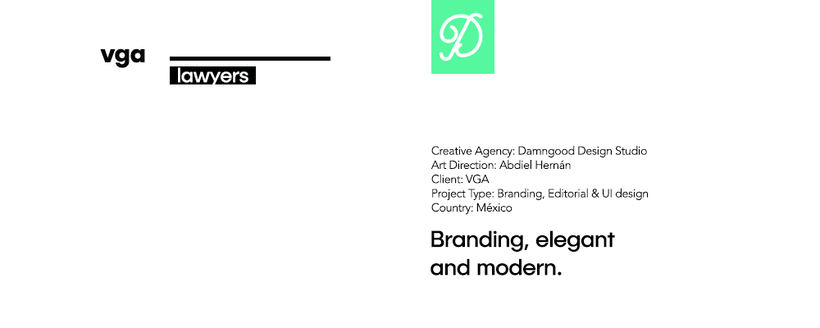 Vga - Branding  & UI Design  0