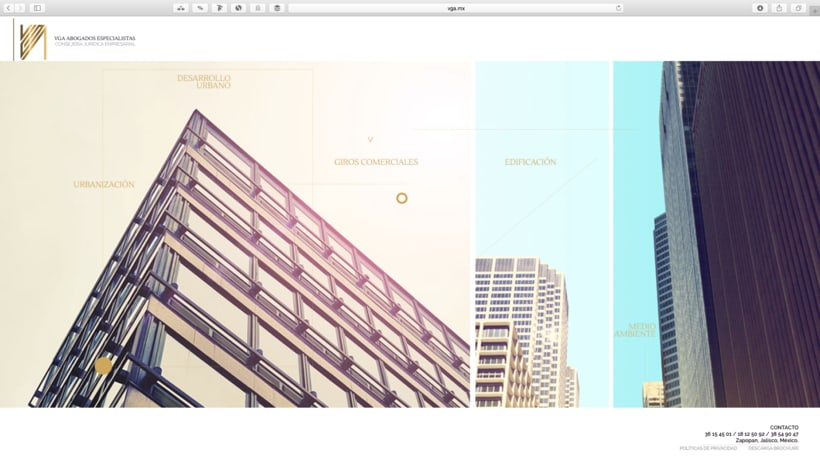 Vga - Branding  & UI Design  8