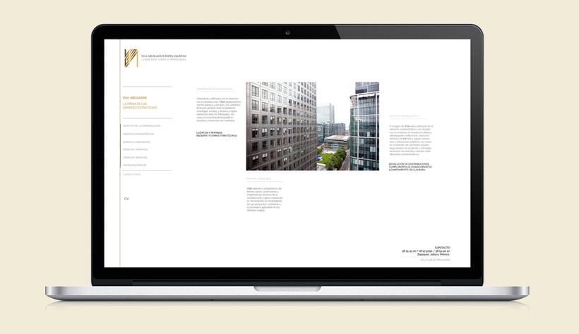Vga - Branding  & UI Design  9